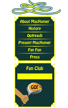 MacHomer Menu